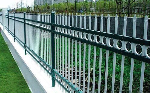 聊城锌钢护栏